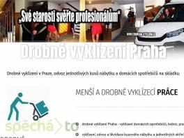 Drobné vyklízení Praha , Obchod a služby, Úklid a údržba    spěcháto.cz - bazar, inzerce zdarma