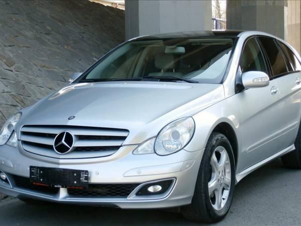Mercedes-Benz Třída R 280CDI 4-MATIC GARANCE KM, foto 1 Auto – moto , Automobily | spěcháto.cz - bazar, inzerce zdarma