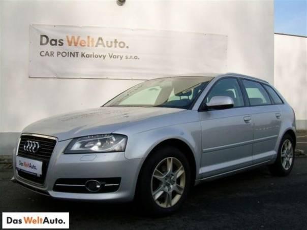 Audi A3 1.6 TDI DPF Attraction, foto 1 Auto – moto , Automobily   spěcháto.cz - bazar, inzerce zdarma