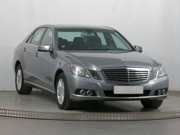 Mercedes-Benz Třída E E 220 CDI, foto 1 Auto – moto , Automobily   spěcháto.cz - bazar, inzerce zdarma