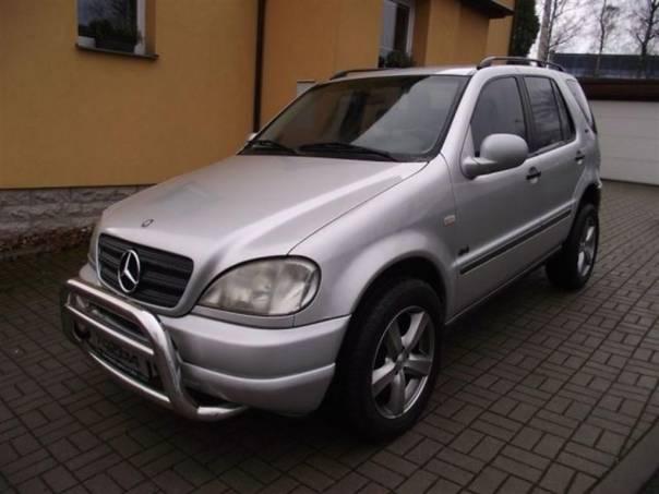 Mercedes-Benz Třída ML ML 320i  V6 *eko placeno *, foto 1 Auto – moto , Automobily | spěcháto.cz - bazar, inzerce zdarma