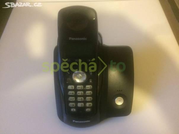 Bezdrátový telefon Panasonic, foto 1 Telefony a GPS, Mobilní telefony | spěcháto.cz - bazar, inzerce zdarma