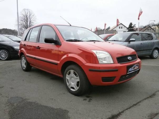 Ford Fusion 1.6 100PS 8 X AIRBAG,ŠÍBR, foto 1 Auto – moto , Automobily | spěcháto.cz - bazar, inzerce zdarma