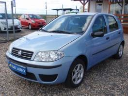 Fiat Punto 1,2 CNG , Auto – moto , Automobily  | spěcháto.cz - bazar, inzerce zdarma