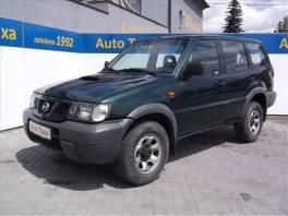 Nissan Terrano II 2.7 TDi 1.majitel , serviska , Auto – moto , Automobily    spěcháto.cz - bazar, inzerce zdarma