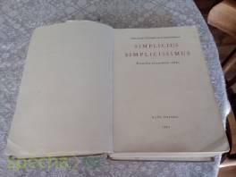 Simplicius simplissmus - kronika 30-leté války , Hobby, volný čas, Knihy  | spěcháto.cz - bazar, inzerce zdarma