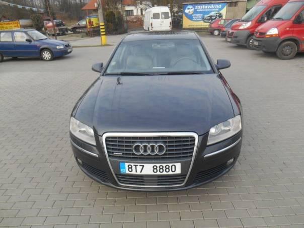 Audi A8 4.2  4x4 ,provoz LPG, foto 1 Auto – moto , Automobily | spěcháto.cz - bazar, inzerce zdarma