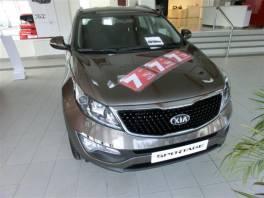 Kia Sportage SL 2,0 CRDi 4x4 EXCLUSIVE