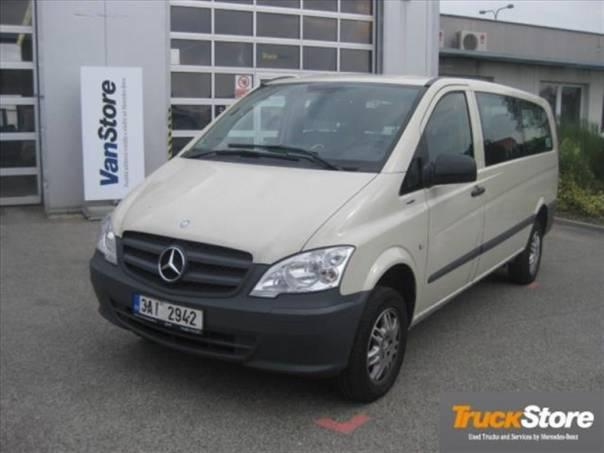 Mercedes-Benz Vito 2,1   Standard 113 4X4 XL KB Euro5 K, foto 1 Užitkové a nákladní vozy, Do 7,5 t | spěcháto.cz - bazar, inzerce zdarma