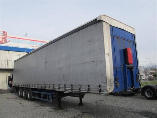 NV 35 TŘÍSTRANNÁ SCHRNOVAČKA, foto 1 Užitkové a nákladní vozy, Přívěsy a návěsy | spěcháto.cz - bazar, inzerce zdarma