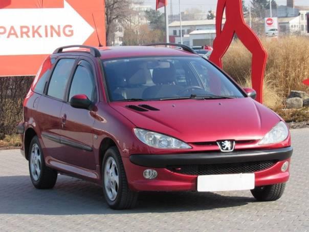 Peugeot 206  1.4 i, foto 1 Auto – moto , Automobily | spěcháto.cz - bazar, inzerce zdarma