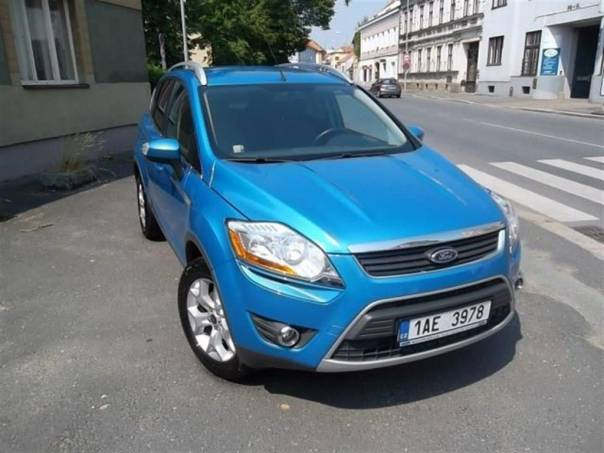 Ford Kuga Trend 2.0 TDCi 100kW 4X2, foto 1 Auto – moto , Automobily | spěcháto.cz - bazar, inzerce zdarma