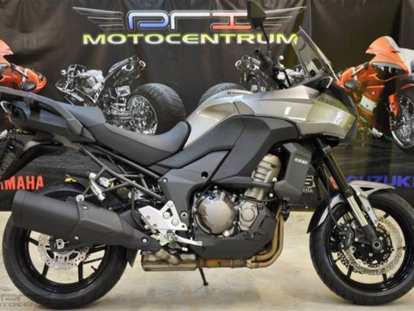 Kawasaki  Versys 1000 ABS 2013, foto 1 Auto – moto , Motocykly a čtyřkolky | spěcháto.cz - bazar, inzerce zdarma