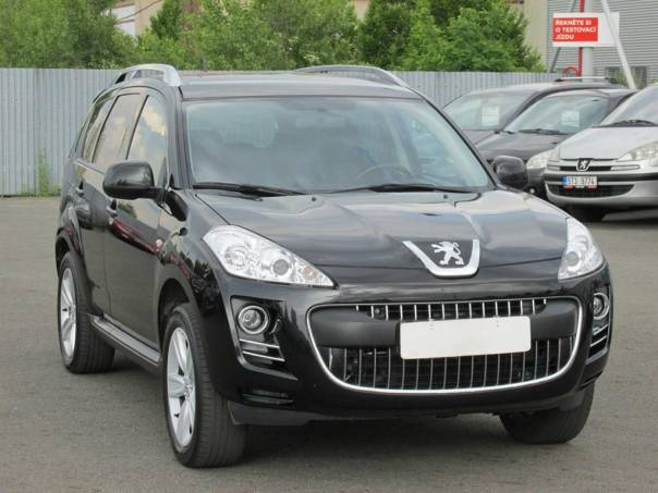 Peugeot 4007  2.2 HDI, Serv.kniha, 4x4, foto 1 Auto – moto , Automobily | spěcháto.cz - bazar, inzerce zdarma