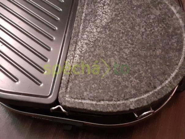 Elektrický raclette gril HYUNDAI (s lávovým kamenem), foto 1 Bílé zboží, Malé spotřebiče | spěcháto.cz - bazar, inzerce zdarma