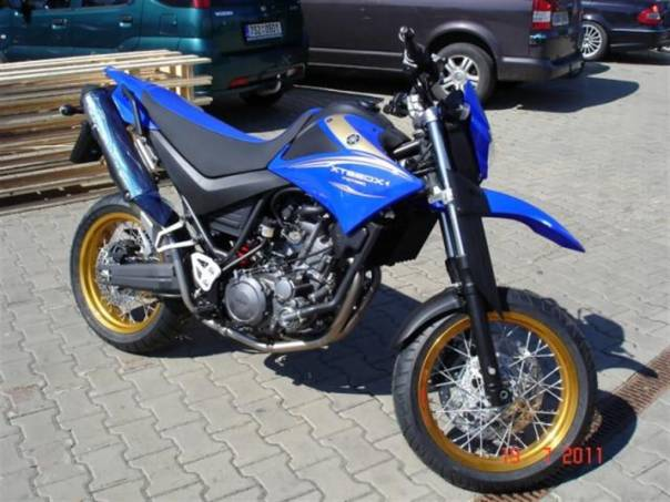 XT 660 X Supermotard, foto 1 Auto – moto , Motocykly a čtyřkolky | spěcháto.cz - bazar, inzerce zdarma