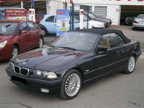 BMW Řada 3 3 318i KABRIOLET PO RENOVACI, foto 1 Auto – moto , Automobily | spěcháto.cz - bazar, inzerce zdarma