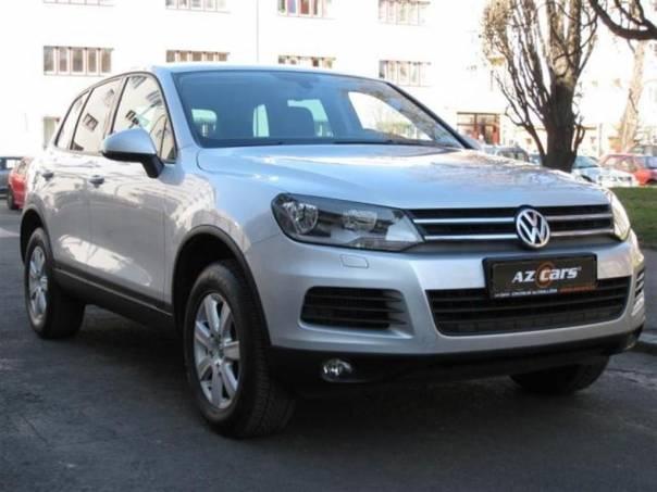 Volkswagen Touareg 3.0 TDI BLUEMOTION, NAVI, KŮŽE, foto 1 Auto – moto , Automobily | spěcháto.cz - bazar, inzerce zdarma