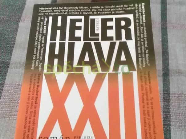 Hlava XXII, foto 1 Hobby, volný čas, Knihy | spěcháto.cz - bazar, inzerce zdarma