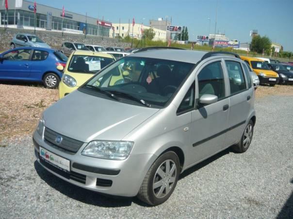 Fiat Idea TOP STAV, foto 1 Auto – moto , Automobily | spěcháto.cz - bazar, inzerce zdarma