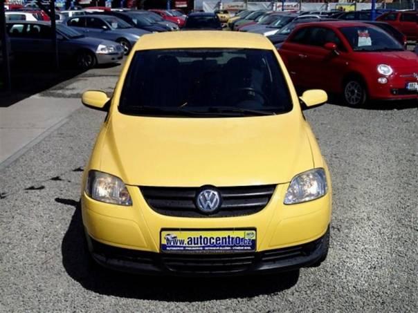 Volkswagen Fox 1.2i - ŽLUTÁ LIŠKA, foto 1 Auto – moto , Automobily | spěcháto.cz - bazar, inzerce zdarma