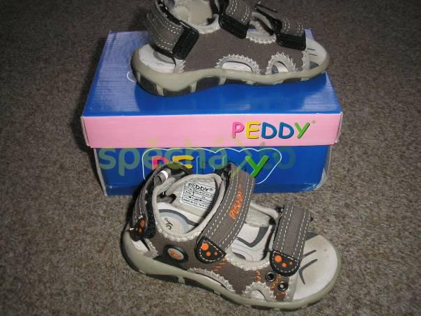 Dětské sandálky zn.Peddy, foto 1 Pro děti, Dětská obuv  | spěcháto.cz - bazar, inzerce zdarma
