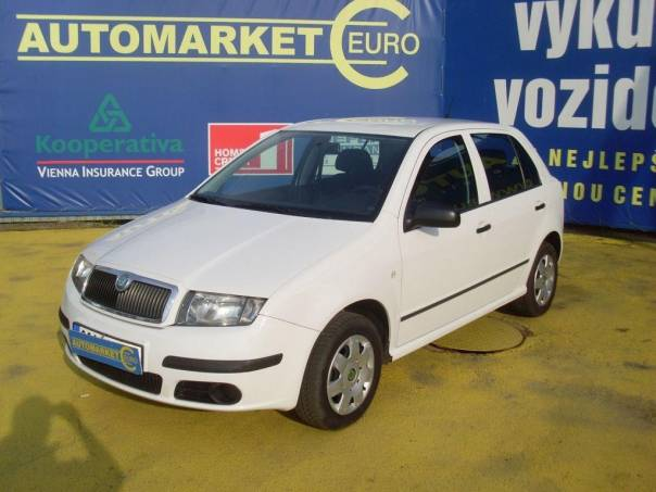Škoda Fabia 1.2i  1 Majitel nové v ČR, foto 1 Auto – moto , Automobily | spěcháto.cz - bazar, inzerce zdarma