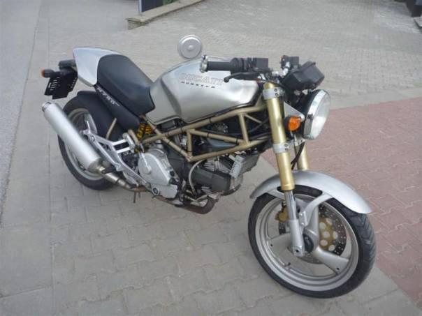 Ducati Monster , foto 1 Auto – moto , Motocykly a čtyřkolky   spěcháto.cz - bazar, inzerce zdarma