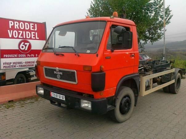 hakovy nosic kontejneru, foto 1 Užitkové a nákladní vozy, Nad 7,5 t | spěcháto.cz - bazar, inzerce zdarma