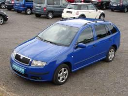Škoda Fabia 1.2 12V Ice Comfort , Auto – moto , Automobily  | spěcháto.cz - bazar, inzerce zdarma