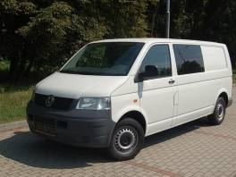 Volkswagen Transporter 2.5 TDi - 96kW- 5 míst +KLIMA , Užitkové a nákladní vozy, Do 7,5 t    spěcháto.cz - bazar, inzerce zdarma
