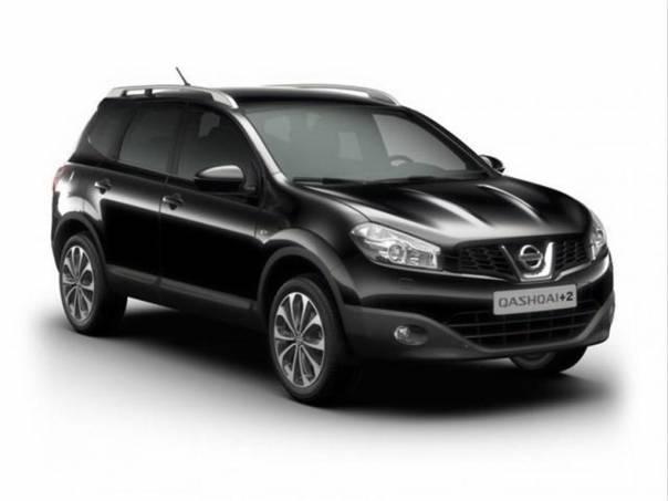 Nissan Qashqai Qashqai+2 2WD I-WAY+AVM, foto 1 Auto – moto , Automobily | spěcháto.cz - bazar, inzerce zdarma