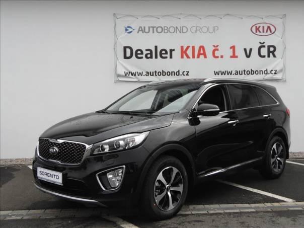 Kia Sorento 2,2 CRDi 7P Exclusive 6A/T, foto 1 Auto – moto , Automobily | spěcháto.cz - bazar, inzerce zdarma