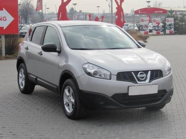 Nissan Qashqai  1.6 16V, Serv.kniha, tempomat, foto 1 Auto – moto , Automobily | spěcháto.cz - bazar, inzerce zdarma