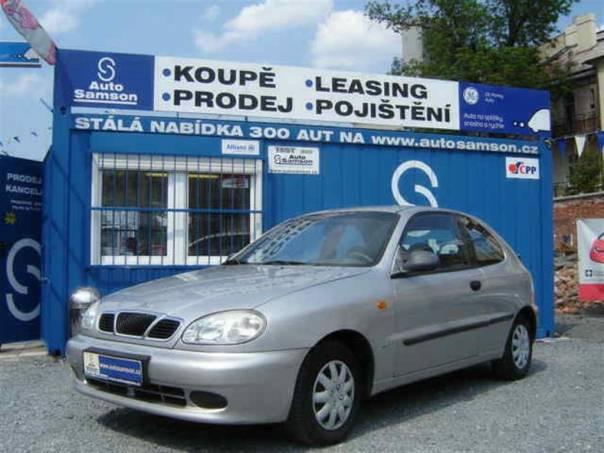 Daewoo Lanos 1.5 i *LPG*, foto 1 Auto – moto , Automobily | spěcháto.cz - bazar, inzerce zdarma