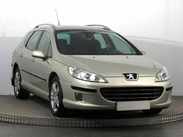 Peugeot 407 2.2 HDI, foto 1 Auto – moto , Automobily | spěcháto.cz - bazar, inzerce zdarma