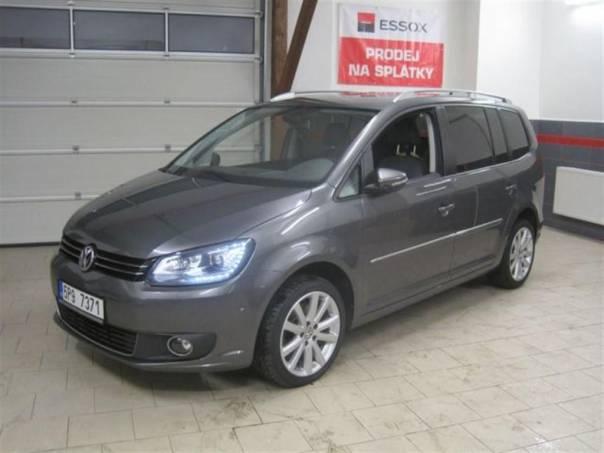 Volkswagen Touran 2.0TDI-HIGHLINE'NAVI.BIXENON.KŮŽE.AUTO.PARKOVÁNÍ.., foto 1 Auto – moto , Automobily | spěcháto.cz - bazar, inzerce zdarma