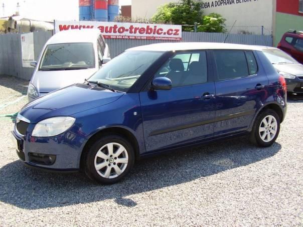 Škoda Fabia 1.6i SPORT, foto 1 Auto – moto , Automobily | spěcháto.cz - bazar, inzerce zdarma