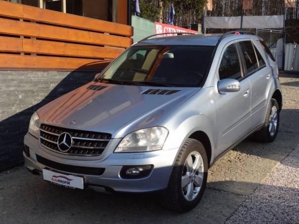 Mercedes-Benz Třída ML ML 420 CDi XENONY KŮŽE NAVI, foto 1 Auto – moto , Automobily | spěcháto.cz - bazar, inzerce zdarma