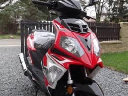 Motorro  Raptur 125 + kufr , Auto – moto , Motocykly a čtyřkolky  | spěcháto.cz - bazar, inzerce zdarma