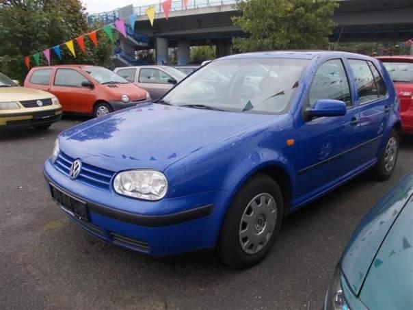 Volkswagen Golf IV 1.6 AUTOMAT,KLIMA, foto 1 Auto – moto , Automobily | spěcháto.cz - bazar, inzerce zdarma