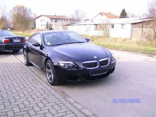BMW M6 5,0 FACE-LIFT, foto 1 Auto – moto , Automobily | spěcháto.cz - bazar, inzerce zdarma