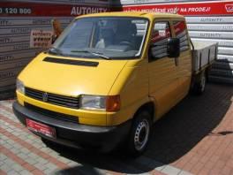 Volkswagen Transporter 2,5 D, 6 míst
