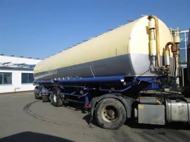 WELGRO cisterna VLH, foto 1 Užitkové a nákladní vozy, Přívěsy a návěsy | spěcháto.cz - bazar, inzerce zdarma