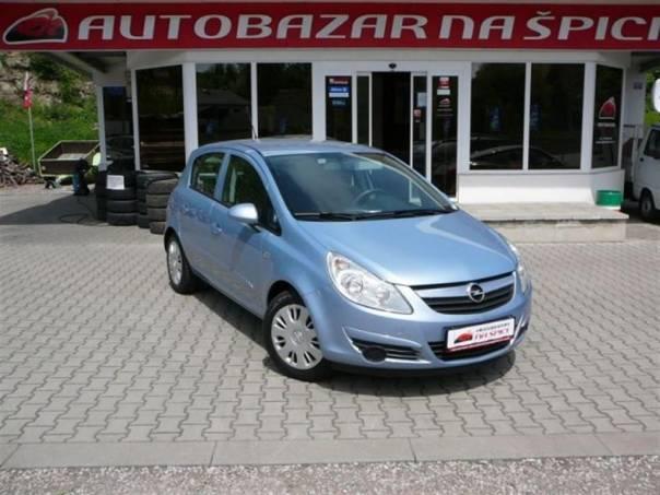 Opel Corsa 1.2i 59kW--KLIMA--8xAIRBAG, foto 1 Auto – moto , Automobily | spěcháto.cz - bazar, inzerce zdarma