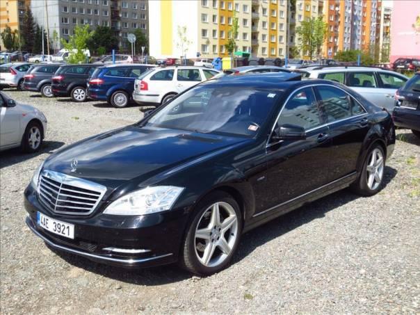 Mercedes-Benz Třída S .   350 CDi- 1A výbava+stav, foto 1 Auto – moto , Automobily | spěcháto.cz - bazar, inzerce zdarma