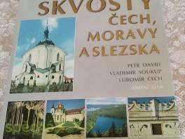 Skvosty Čech, Moravy a Slezska , Hobby, volný čas, Knihy  | spěcháto.cz - bazar, inzerce zdarma