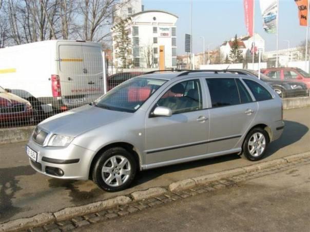 Škoda Fabia 1.4i 16V CNG klima, foto 1 Auto – moto , Automobily | spěcháto.cz - bazar, inzerce zdarma