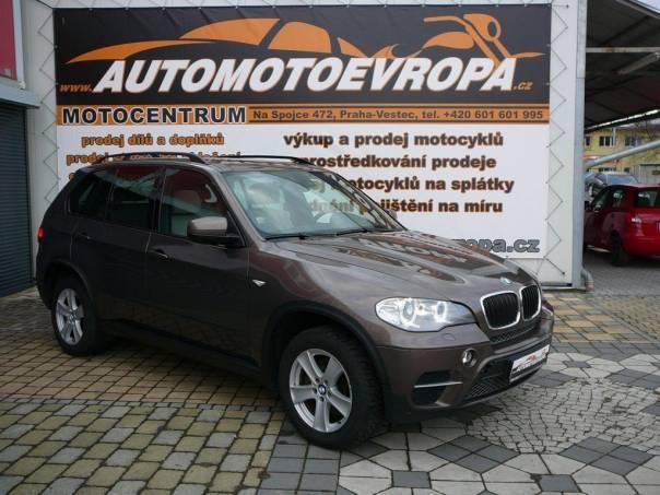 BMW X5 4.0 D Xdrive, foto 1 Auto – moto , Automobily | spěcháto.cz - bazar, inzerce zdarma