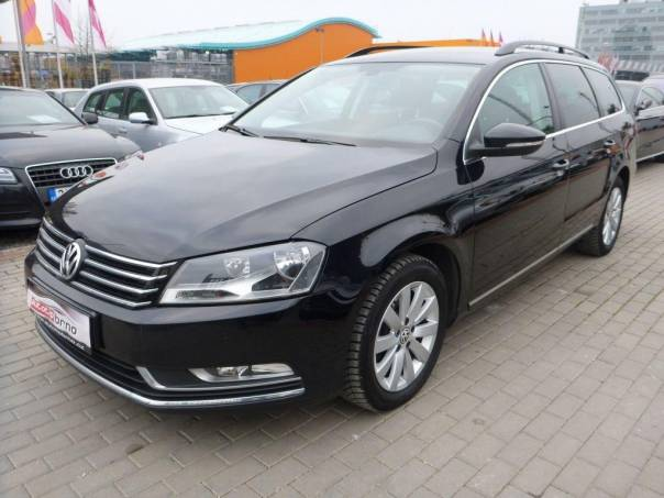 Volkswagen Passat 2.0 TDI CR NAVIGACE, foto 1 Auto – moto , Automobily | spěcháto.cz - bazar, inzerce zdarma
